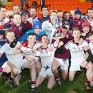 What a story: Slaughtneil celebrate Ulster title success in a special year for club