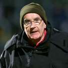 Closing time: Mickey Moran was in charge of Slaughtneil for four years and won four Derry championships with the club