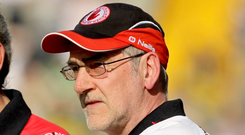 Well prepared: Mickey Harte