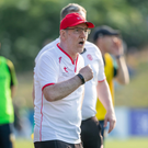 Denial: Mickey Harte said he didn't request pitch alterations