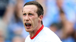Ambitions: Tyrone's Colm Cavanagh