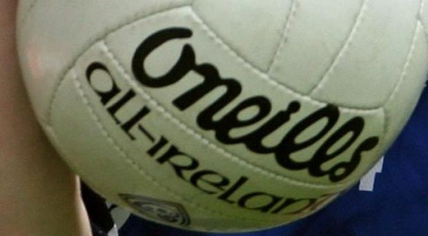 A player was airlifted to hospital.