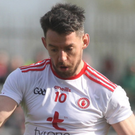 Wise head: Tyrone's Matthew Donnelly is staying grounded