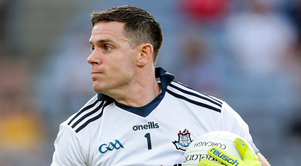 Big player: Stephen Cluxton's contribution to Dublin's cause has been immense