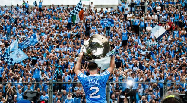 Dublin will be bidding for their sixth championship in succession next year.