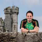 Speaking up: Steven Poacher banged the drum for weaker counties during time at Carlow