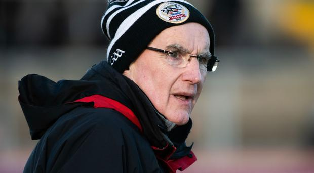 Been there: Mickey Moran took Kilcoo the extra mile