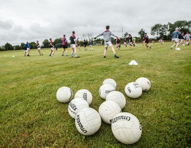 GAA clubs in Northern Ireland are preparing to return to training.