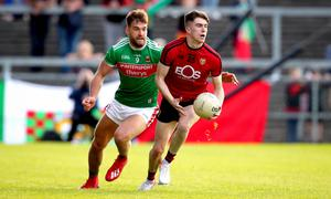 Step ahead: Paul Devlin is hopeful that Down can hit the ground running in the League