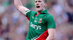 Inspirational: Cillian O'Connor was a thorn in Cavan's side