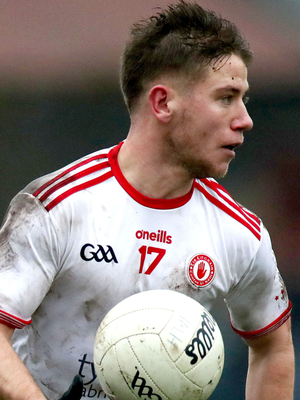 Better prepared: Mark Bradley feels Tyrone have improved from last year