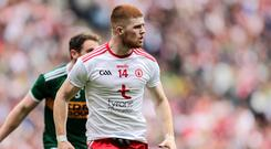 Scouting trip: Tyrone ace Cathal McShane is off to Australia on trial