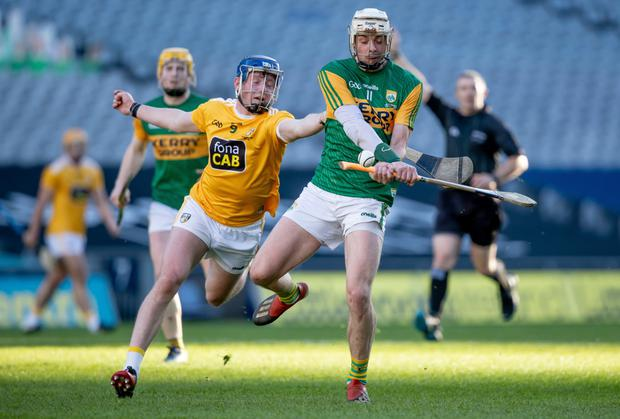 Road trip: If Antrim were to play Kerry it could cause major headaches, says Brian McAvoy