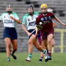 Scoring threat: Tina Bradley can inspire Slaughtneil in tomorrow's All Ireland camogie semi-final