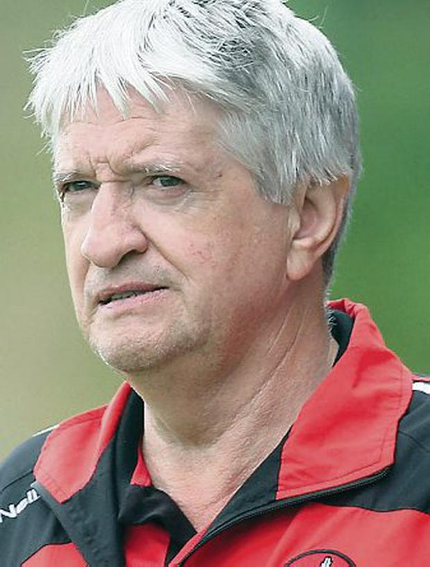 Test: Brian McIver happy to be drawn at home against Cavan