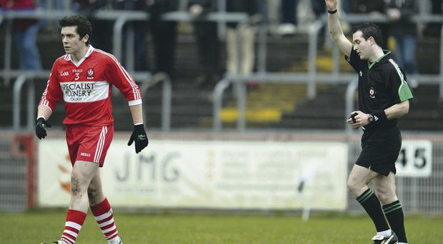 Dermot McBride believes he and his Derry team mates can adapt to new rules
