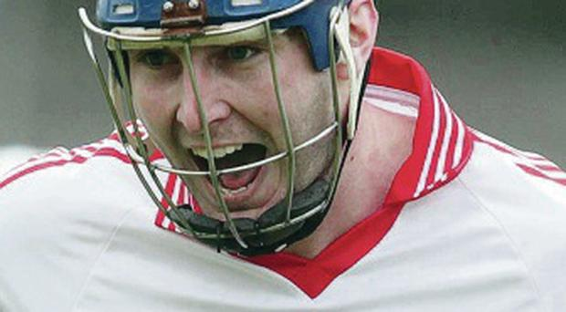 Defeated: Paddy McCloskey's efforts were in vain