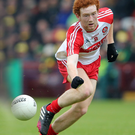 Ruling Glass: Derry's top talent Conor Glass is jetting off to play Australian Rules Football