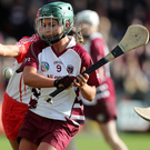 Winning ways: Shannon Graham led the Slaughtneil charge to All-Ireland joy