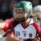 Final ambition: Shannon Graham feels sure team spirit will see Slaughtneil reach a fourth successive senior club camogie final