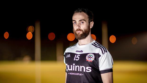 Big weekend: Kilcoo joint captain Conor Laverty is targeting major dual boost