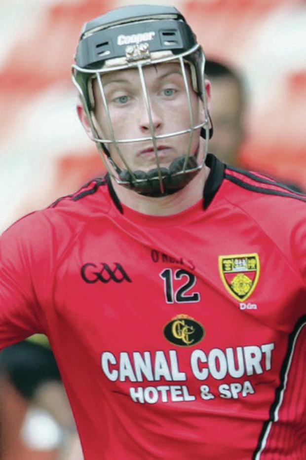 Key performer: Paul Sheehan has shone for Down this season
