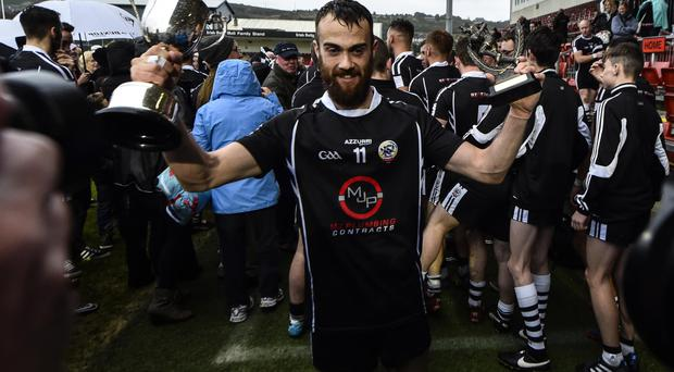 Mourne hopes: Conor Laverty is confident of success