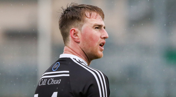 Historic: Paul Devlin hopes Kilcoo can break new ground