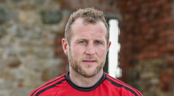 Lead role: Down captain Darren O'Hagan has plenty of experience in battling Armagh