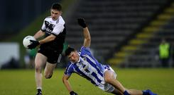 Driving force: Daryl Branagan's dynamic all-action style can bolster Kilcoo's bid to land All-Ireland Club glory