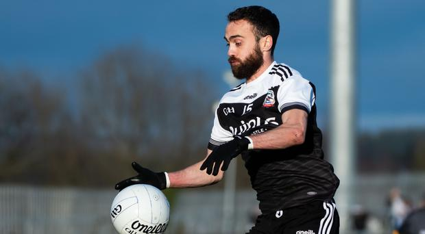 On cue: Conor Laverty lauds Kilcoo's fitness