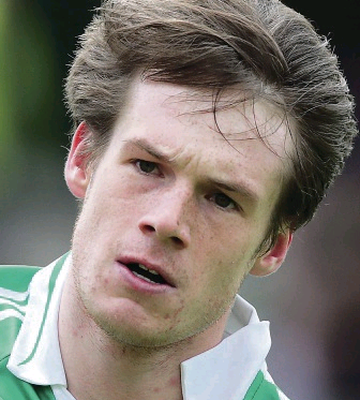 Tomas Corrigan was bright spark for Fermanagh