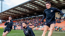 Jump to it: Kilcoo are in good shape for the Ulster Club Final thanks to the efforts of legendary coach Mickey Moran