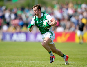Twin aim: Ciaran Corrigan hopes Fermanagh can stay in Division 2 and do well in Ulster