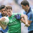 On form: Tomas Corrigan impressed for Fermanagh