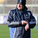 Time for a test: Malachy O'Rourke is aiming for a second successive victory when his Monaghan side face Cavan
