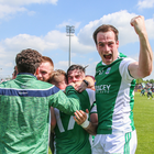 Fermanagh celebrate their Ulster semi-final win