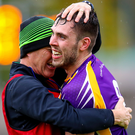 Driving force: Ryan Jones will aim to spearhead Derrygonnelly Harps' efforts in the Ulster Club quarter-final