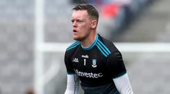 Progress: Rory Beggan aims to continue improving