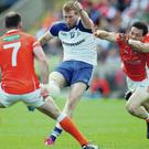 Room for improvement: Kieran Hughes believes Monaghan have work to do to increase their focus in the final moments of games