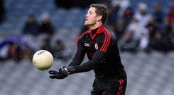 Dual glory: Pascal McConnell is a double All-Ireland winner