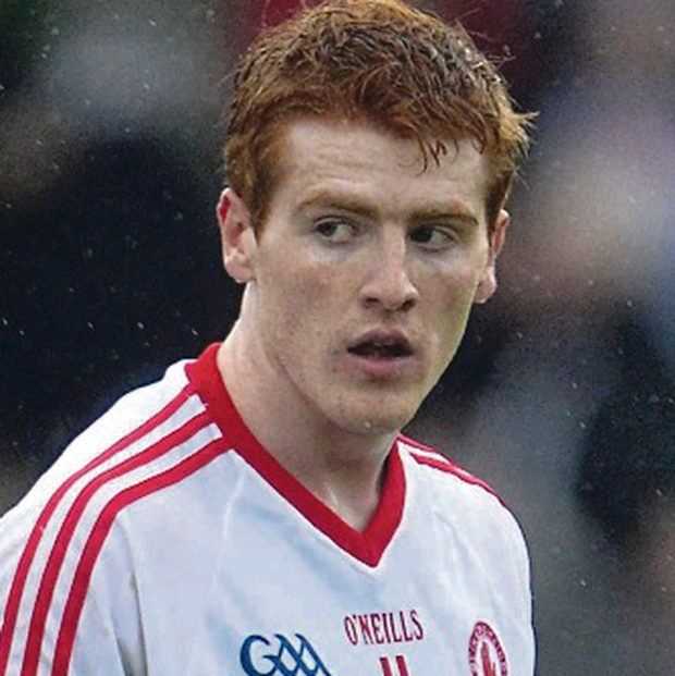 Peter Harte was on target for Tyrone