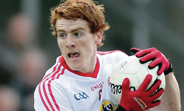 Peter Harte urged Tyrone to learn from their loss