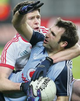 All to play for: Sean Cavanagh believes there are many teams capable of challenging Dublin