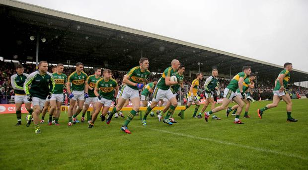 Strength in depth: The game could be decided by the manpower that Kerry can deploy from the bench