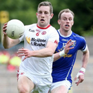 New breed: Niall Sludden has settled comfortably into the Tyrone side this year and now manager Mickey Harte is hoping others can follow in those footsteps as he sets his sights on even greater success next year