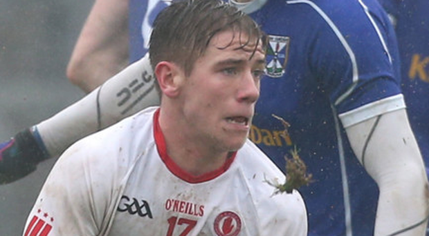 Mark Bradley added three points to Killyclogher's tally last night