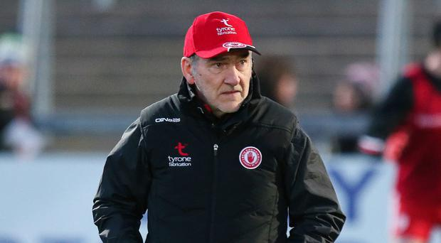 New goal: Mickey Harte eyes fourth consecutive Ulster title