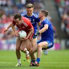 Title tilt: Colm Cavanagh is eyeing fourth All-Ireland coup
