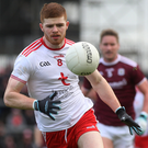On form: Cathal McShane is hitting the high spots